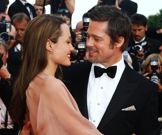 """Angelina is """"still so in love with him."""""""