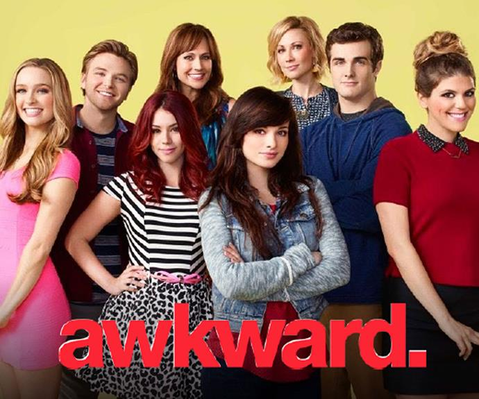 **Awkward:** This season of *Awkward* sees senior year in full swing, and is jam-packed with big senior year milestone moments – including senior pranks, prom, graduation, and every awkward moment in between. Season five part one drops on Stan on June 22.