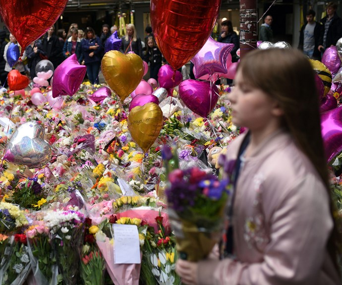 The world has rallied around the city of Manchester.