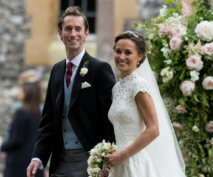 The couple have been on a whirlwind honeymoon.