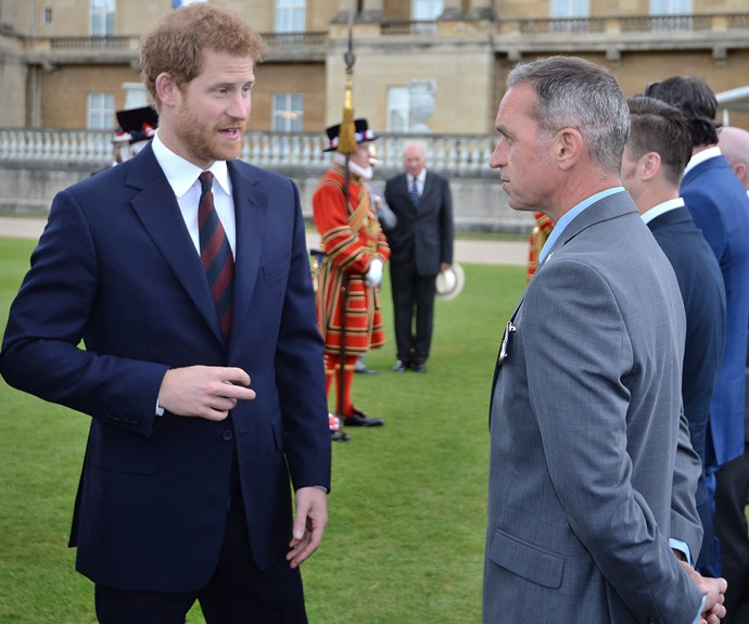 It's been a busy week for royal, who also hosted his first royal garden party at Buckingham Palace.