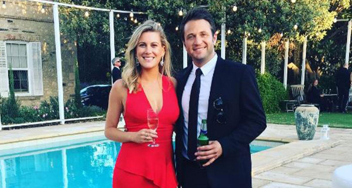 Justine schofield partner