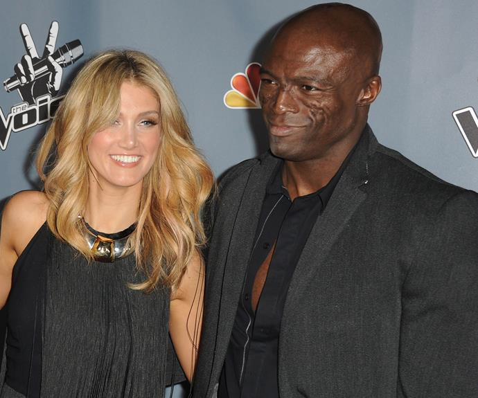 "Seal has been singing his co-star's praises, recently gushing, ""Firstly, she is very beautiful, but she is also quite vulnerable. Delta is quite strong… has 