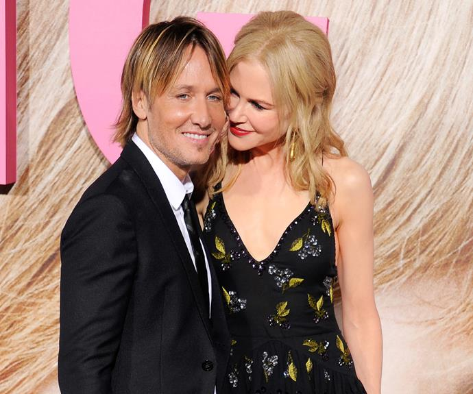 """Nicole and hubby Keith are constantly putting their epic love on display, on red carpets the world over.  """"I've always chosen to have really deep, intense romantic relationships,"""" Nicole tells *InStyle*. """"That's who I am, and my mother's always said it: 'You're just a child who attaches.'"""""""