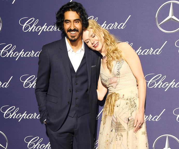 """""""I related to him as a mother,"""" Nicole tells [FemaleFirst](http://www.femalefirst.co.uk/