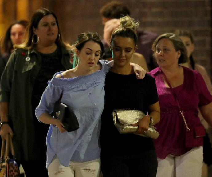 The event was organised in memory of the victims of the attack at an Ariana Grande concert on 22 May.