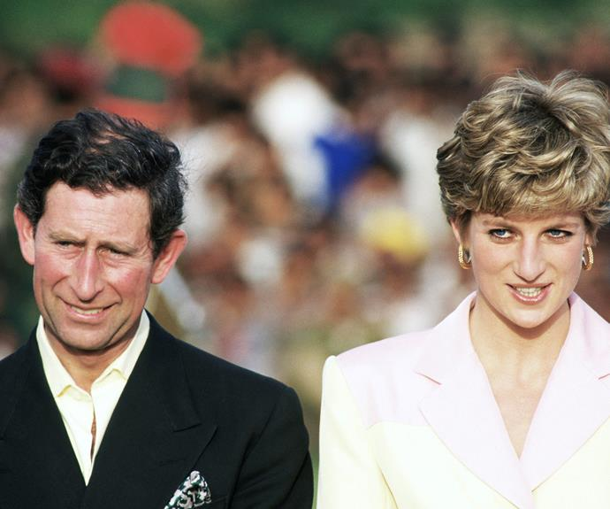 Princess Diana claimed her bulimia developed after a careless comment from Prince Charles.