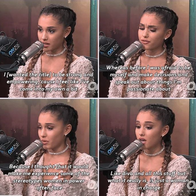Ariana Grande is a fierce feminist and hasn't been afraid to call people out for their sexist comments, from objectification to inequality.