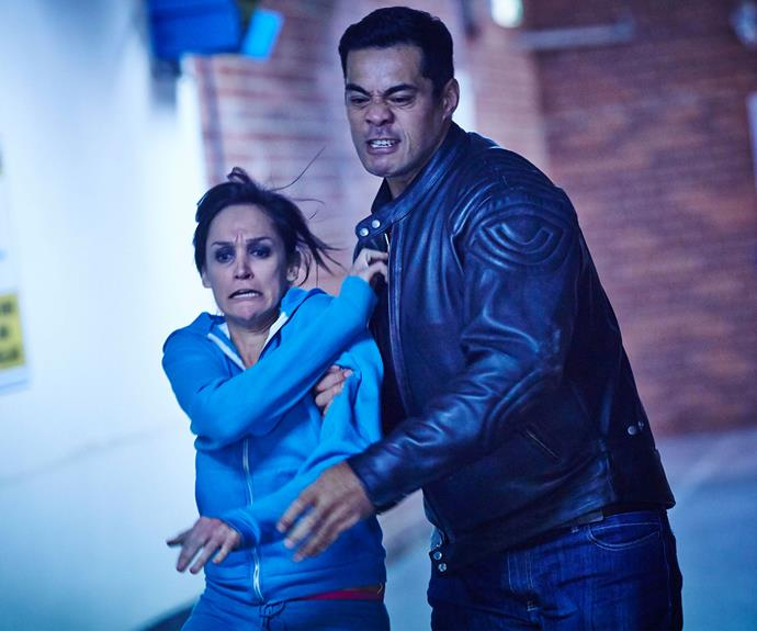 **WILL DISCOVERS FRANKY KILLED HIS WIFE (season 3, episode 10):** Guard Will (Robbie Magasiva) was enraged when he finally learnt who had killed his wife, Governor Meg. The secret was exposed after Franky confessed to the killing during a counselling session that was leaked to Will.