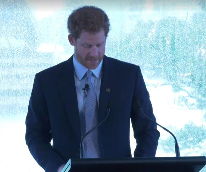 Prince Harry has revealed the harrowing inspiration behind creating the Invictus Games.