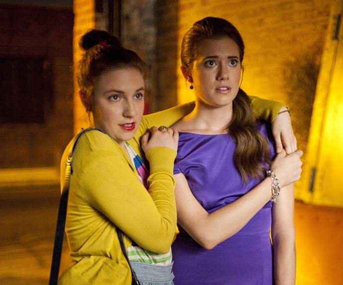 **Hannah & Marnie (*Girls*):**  The friendship of all four *Girls* characters - Hannah (Lena Dunham), Marnie (Alison Williams), Jessa (Jemima Kirke) and Shoshanna (Zosia Mamet) - is always changing (as things do when you're in your early twenties). But Hannah and Marnie, who experience their fair share of ups and downs, always come back to each other.