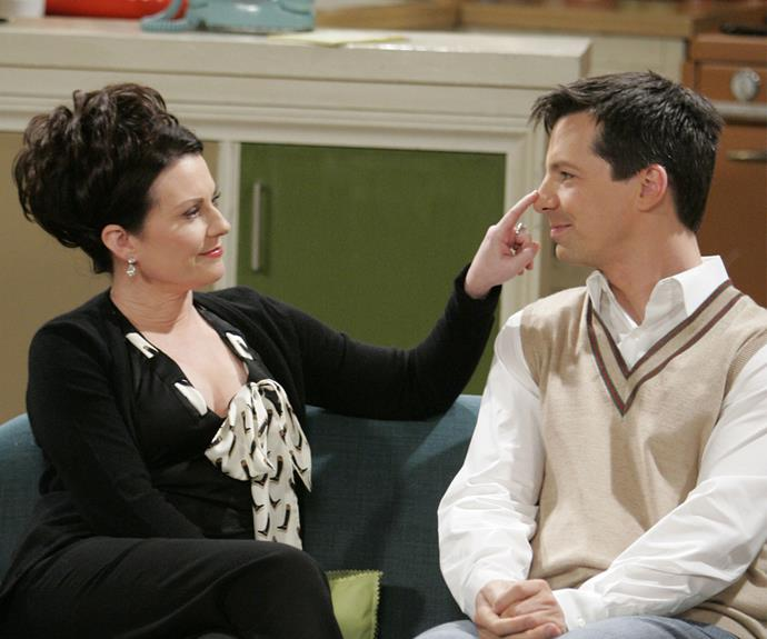 **Karen & Jack (*Will & Grace*):**  Now we know that this show is based around the friendship of Will (Eric McCormack) & Grace (Debra Messing), but our favourite besties are actually Jack (Sean Hayes) & Karen (Megan Mullally). Their highly dysfunctional but loving friendship really is #friendshipgoals.