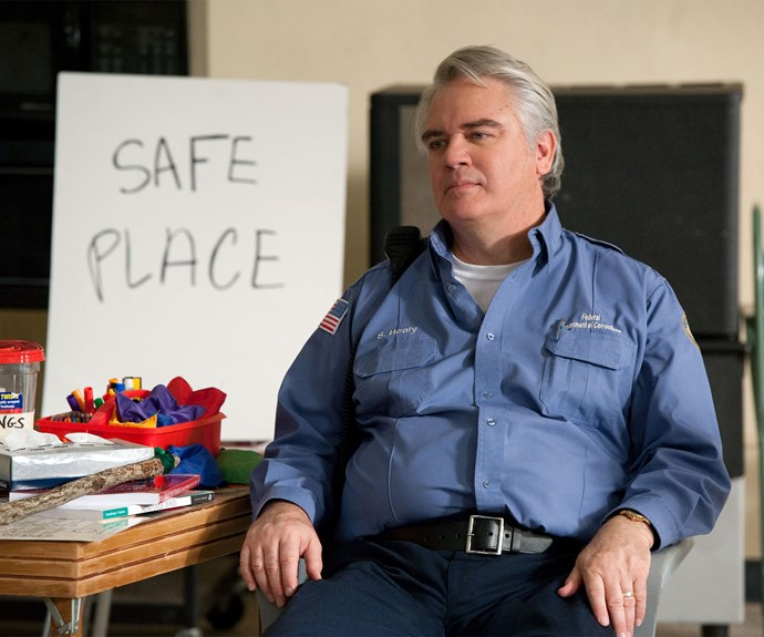 **Healy (Michael Harney):** Like most at Litchfield, Healty has his demons. Season four took a dark, heartbreaking turn when he attempts to commit suicide in the nearby lake then subsequently checks himself into a psych hospital. **On our mind:** What's next for Healy?