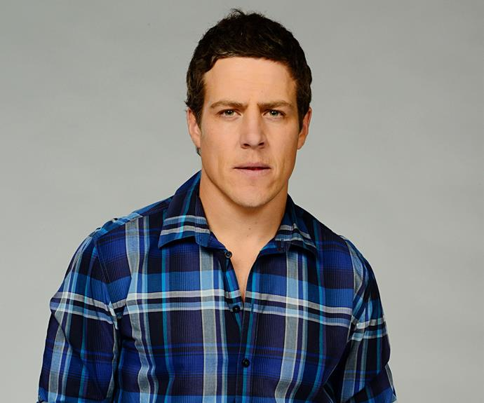 **Brax:**    Stephen won the hearts of many Aussies in his role of Brax on *Home And Away*. His character had some complicated storylines over the years.