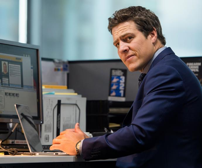 ***Wanted:*** Stephen plays Detective Josh Levine in the Australian series *Wanted*. He has reprised his role in the second season and according to Rebecca, he may just stick around for more.