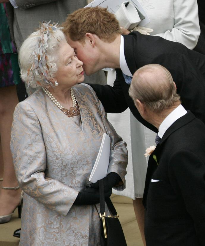 Harry hopes to continue his Granny's incredible work