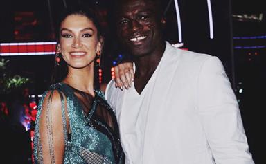 EXCLUSIVE: Delta Goodrem and Seal move in together