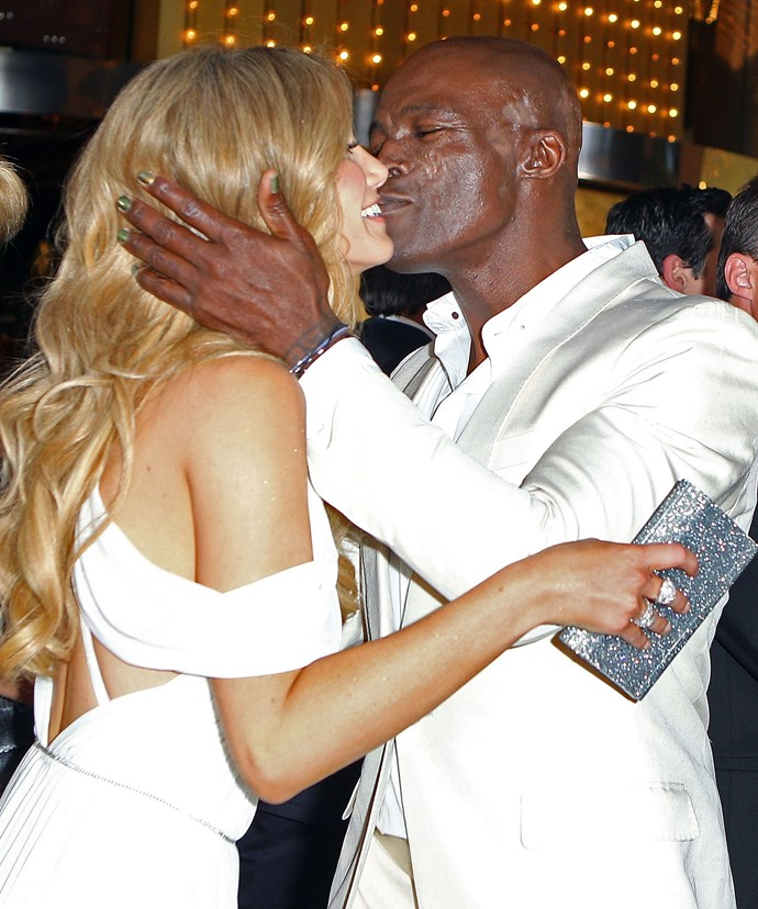 Delta and Seal sizzled at the 2012 Logies.