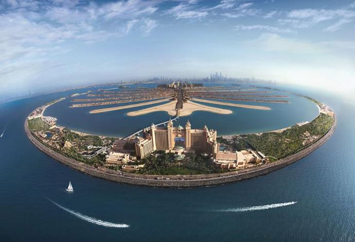If you're looking to jetset a little further, Dubai's Atlantis The Palm will make for a not-to-be-forgotten family vacation.