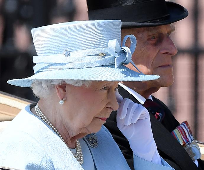 Before the event began, Queen Elizabeth released an unprecedented statement acknowledging Britain's recent tragedies