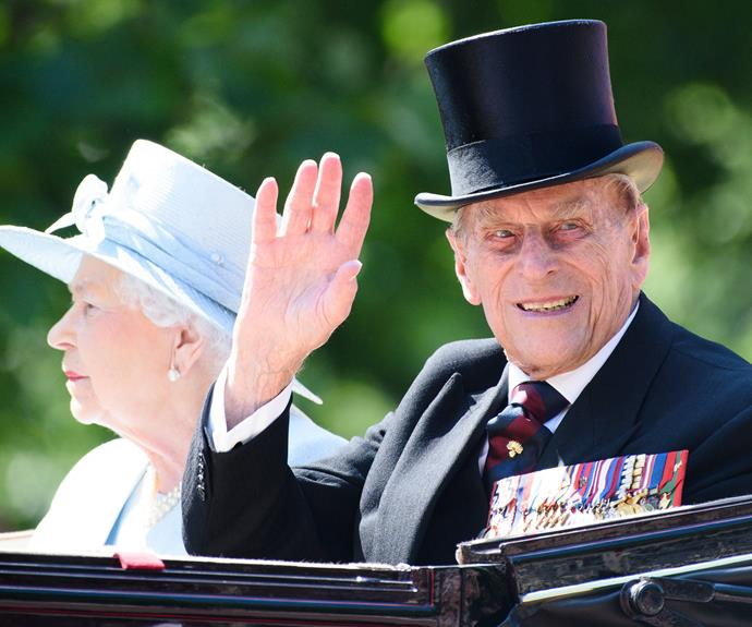 Trooping could potentially mark Prince Philip's last public event before he settles into retirement.