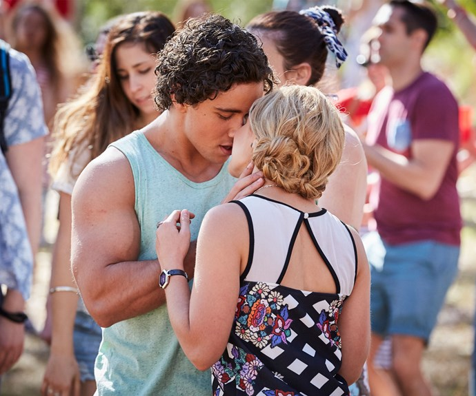 **Olivia and Mason:** While this was far from an epic romance, it was sad to see Mason (Orpheus Pledger) be rejected by Olivia (Raechelle Banno) as she still had feelings for her ex Hunter (Scott Lee).
