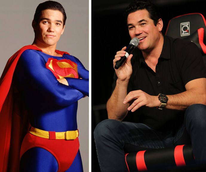 While Dean Cain continues to be our personal kryptonite. The 50-year-old looks incredible!