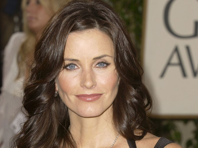 Courteney in 2003