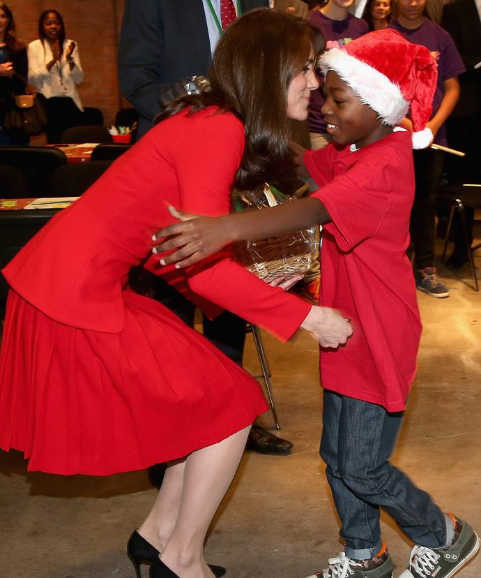 Duchess Catherine has fully embraced this mantra as well!