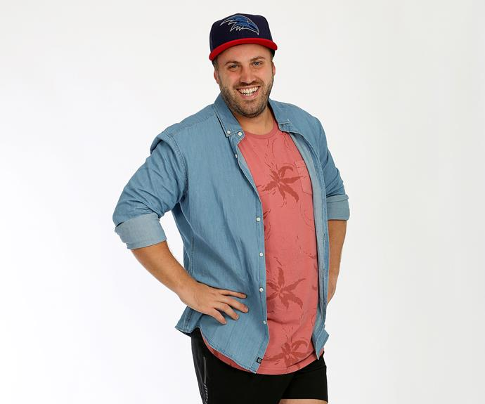 **Aaron 'A.K.', 29, Wedding DJ, South Australia:** Full-time wedding DJ and self-confessed reality television addict, Aaron is ready to take on Australian Survivor. A mad sports fan, Aaron will play to win and knows that sitting around idly is not the way to get ahead in the game.