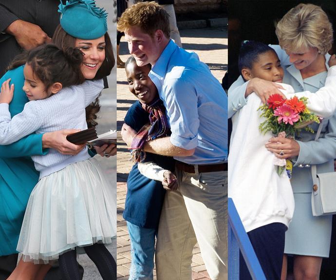 Princess Diana would be so proud!