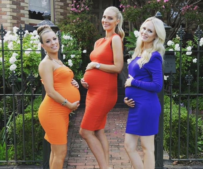 The Melbourne Yummy Mummies are committed to their stylish social calendar and are firm believers that no baby is going to come between them and their luxurious lifestyles.