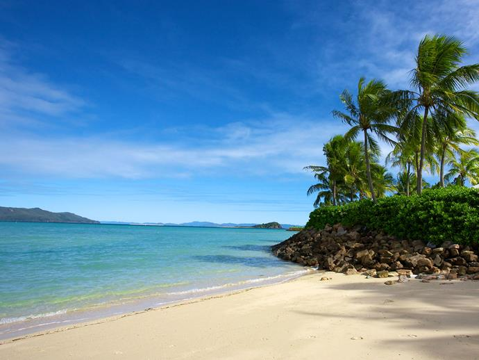 Soak up the sun on the Whitsundays.