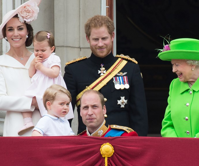 Prince Harry shared incredible detail about his personal life.