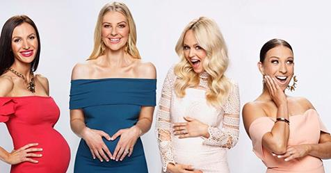 Yummy Mummies on Netflix cast: meet the four expecting