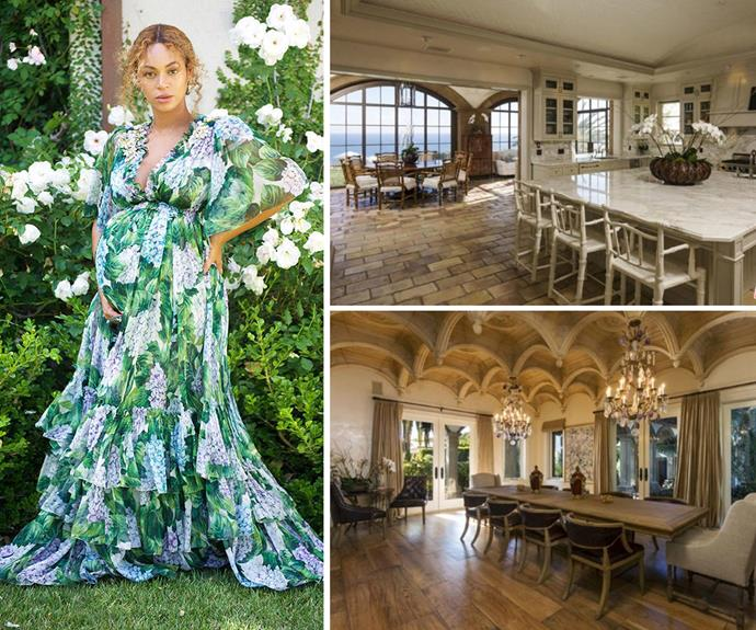 Beyoncé and Jay Z are expected to look for a permanent home after the Summer is over, for now we think the family will adore their time at the sprawling Malibu mansion.
