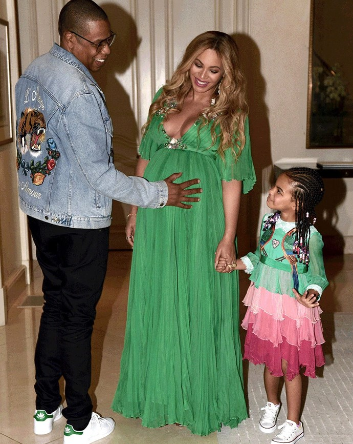 """Bey and Jay are thrilled and have started sharing the news with their family and closest friends,"" a source told *People* after the babies arrived."