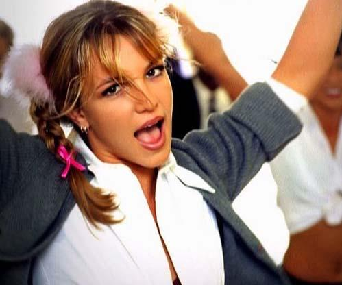Britney became a household name thanks to her smash hit, *Baby One More Time*.