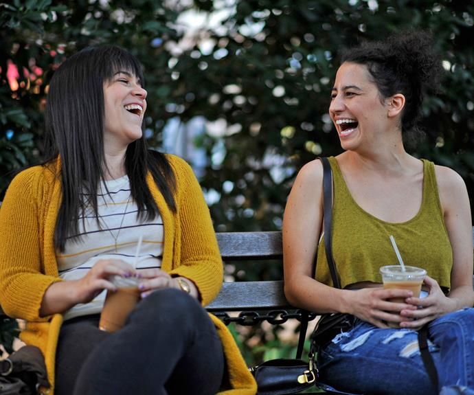 **Broad City, Stan – July 19:** Abbi (Abbi Jacobson) and Ilana (Llana Glazer) are BFFs who live in New York and there is never a dull moment with these two. With special guests such as Amy Poehler and Seth Rogan, you can't go wrong with this series. The first two seasons are currently available to binge on Stan, with the third season arriving on July 19.