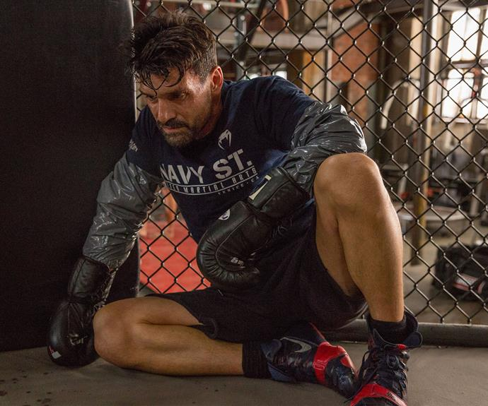 **Kingdom, Foxtel Now - July 4:** *Kingdom* tells the story of Alvey Kulina (Frank Grillo), a retired Mixed Martial Arts fighter turned trainer, as he juggles running his gym and keeping his family united. The third and final season kicks off on Tuesday July 4.