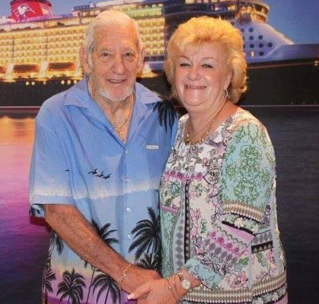 Jerome and Linda Barson.