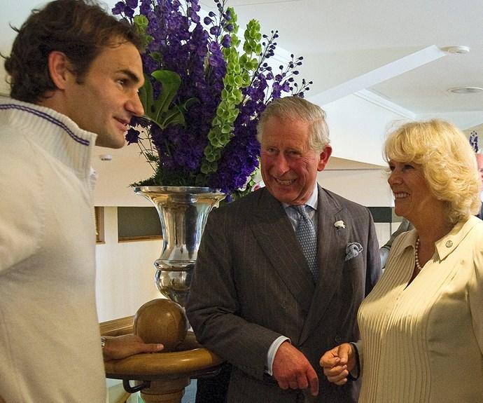 And Prince Charles seems to feel the same as his mama.