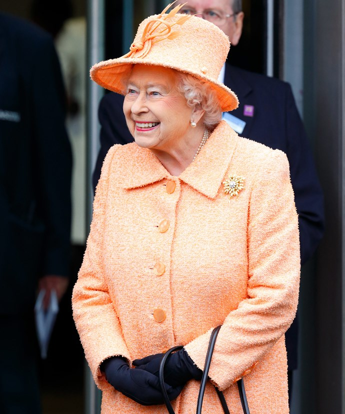 The Queen's preferred milliner is **Rachel Trevor-Morgan**.