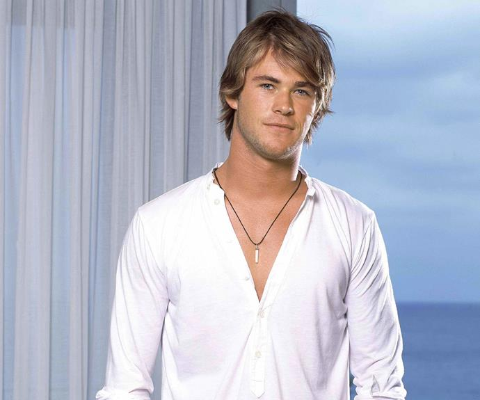 **The Home And Away days:** Chris played Kim Hyde on Home And Away from 2004 to 2007.