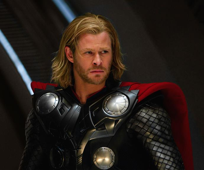 **Thor-some:**  While he's been in a number of Hollywood blockbusters he's best known for his role as Thor.