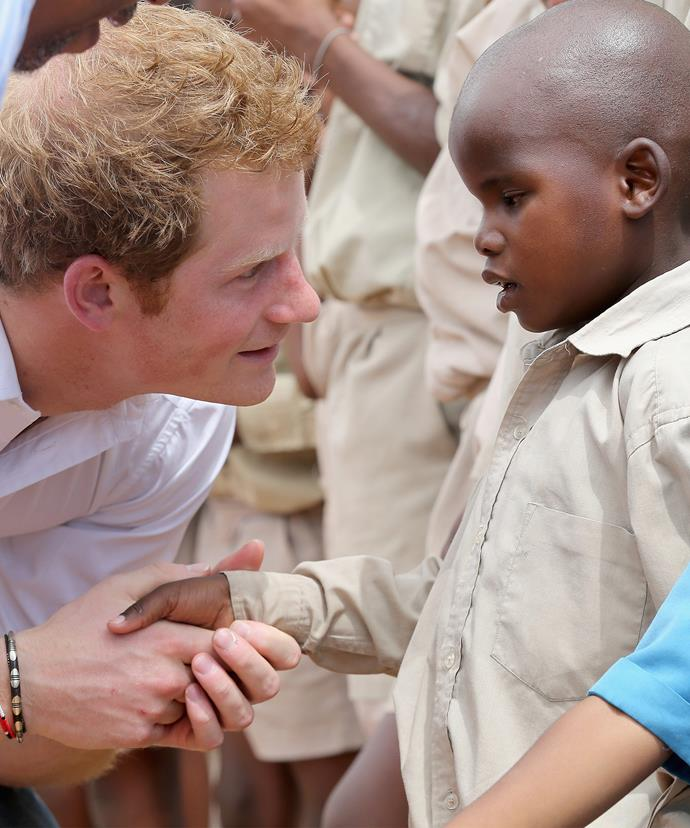 """""""Of course, I would love to have kids,"""" the royal has confessed."""