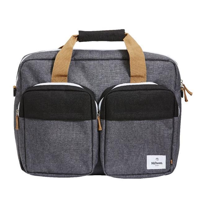 "[Nifteen Stockholm Laptop Bag 15.6"" Black](https://www.officeworks.com.au/shop/officeworks/p/nifteen-stockholm-laptop-bag-15-6-black-thestholbk?|target=""_blank""|rel=""nofollow""), $44.95"