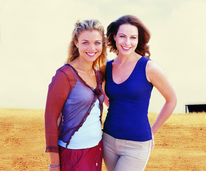 It was meant to be Claire and Tess till the end... Not Season Three.