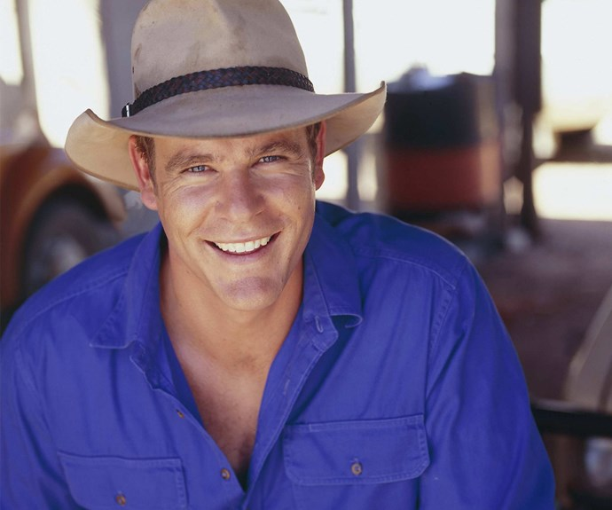Aaron played Alex Ryan, the owner of Killarney, neighbouring property of Drover's Run.