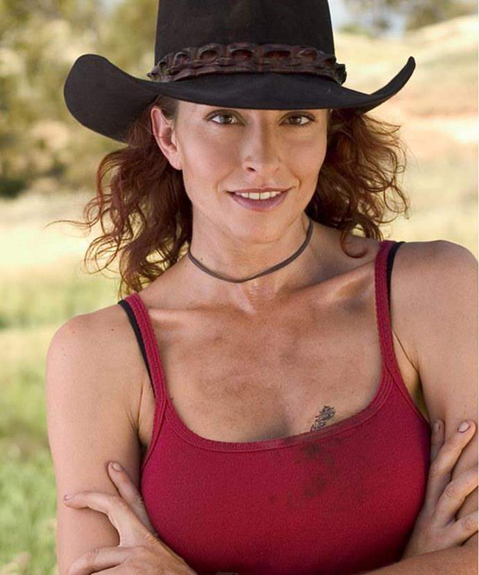Simmone Jade MacKinnon was Stevie.